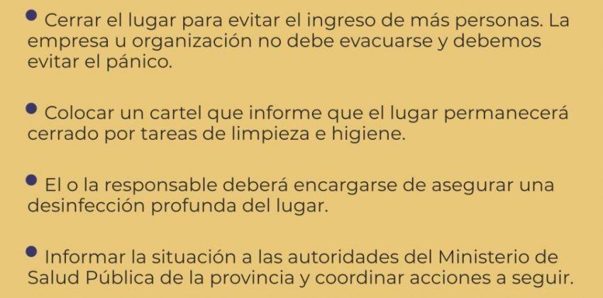SALUD DIFUNDE PROTOCOLOS PARA OFICINAS O EMPRESAS EN CONTEXTO DE COVID-19