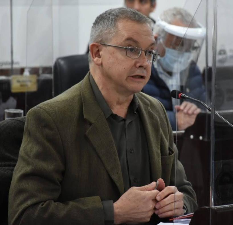 """""""HAY APOYO CIUDADANO A LA DECISIÓN DEL GOBERNADOR CAPITANICH DE EVITAR CORTES Y MANIFESTACIONES CON LA CREACIÓN DE LA SUBSECRETARÍA DE PREVENCIÓN Y SEGURIDAD EN ABORDAJE TERRITORIAL"""", DIJO PEDRINI"""