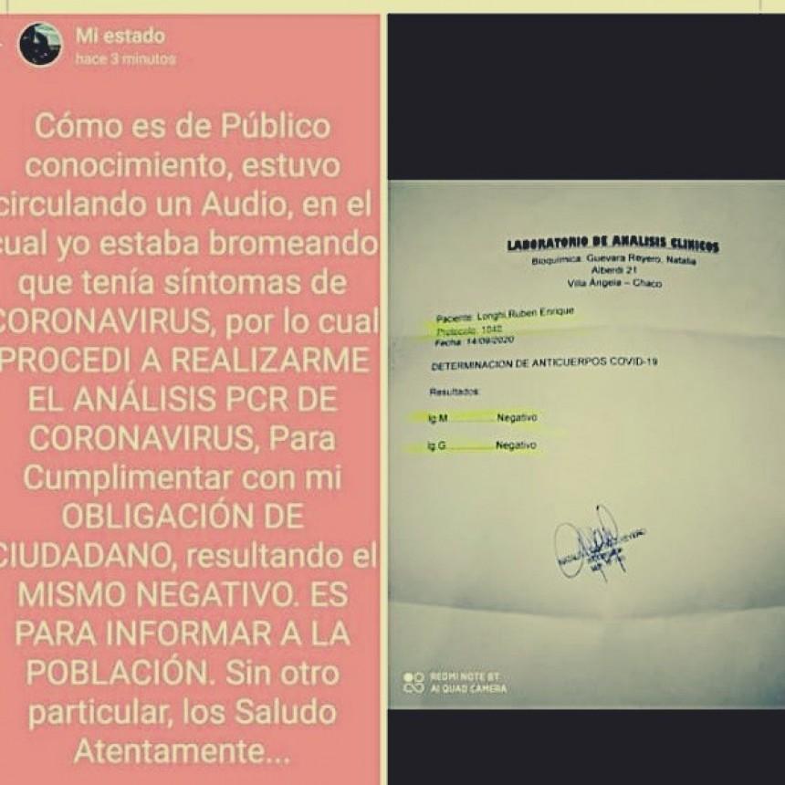 ASESOR DE SEGUROS SE BURLA Y ENVIA UN AUDIO MANIFESTANDO QUE TENDRIA SINTOMAS DE COVID Y DESPUES DICE QUE