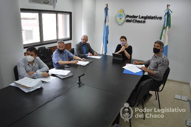 Diputados adelantaron el acompañamiento a la reforma del Código Procesal Penal del Chaco