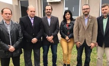 EN VILLA ÁNGELA SE CONFORMO LA FEDERACIÓN DE COLEGIOS DE ABOGADOS DEL CHACO