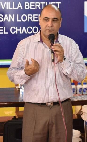 """ALDO ALMIRON: """"NOSOTROS RESPETAMOS TODAS LAS CUESTIONES INSTITUCIONALES"""""""