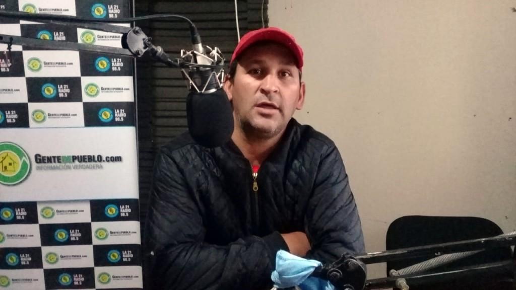 POR FALTA DE REPUESTA COOPERATIVISTAS CORTARIAN LA RUTA EL MARTES