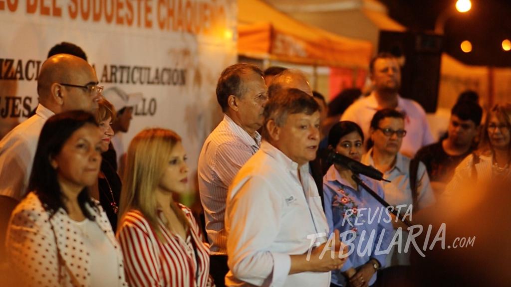 CON LA PRESENCIA DEL GOBERNADOR Y DEL INTENDENTE SE DIO LA APERTURA A LA MUESTRA DE PRODUCCIONES ALTERNATIVAS