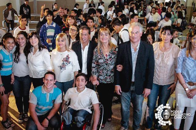 SE PRESENTÓ EL PODER LEGISLATIVO JUVENIL, UN ESPACIO DE PARTICIPACIÓN CIUDADANA