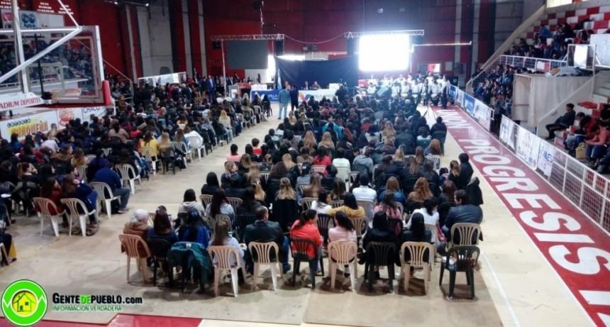 MÁS DE 1000 PERSONAS EN EL PRIMER CONGRESO INTERNACIONAL DE AUTISMO EN VILLA ÁNGELA