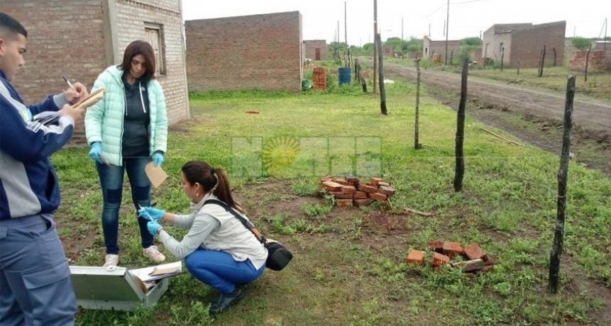 VILLA BERTHET: ASESINÓ A SU PAREJA E HIRIÓ AL HERMANO CUANDO LA DEFENDIÓ