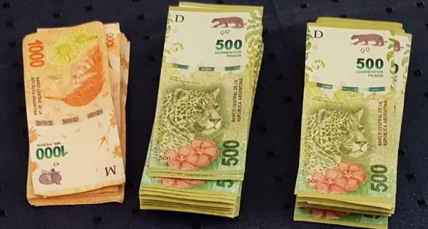 EMPLEADA INFIEL ROBA 140000$ A SU PATRÓN