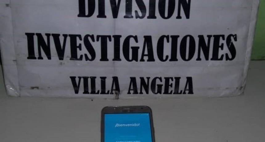 DESPECHADO  HURTÓ Y VENDIÓ EL CELULAR DE SU EX PAREJA
