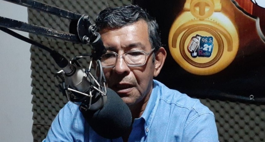 """""""VENGO PARA ABRIR LAS PUERTAS DE LA MUNICIPALIDAD"""""""
