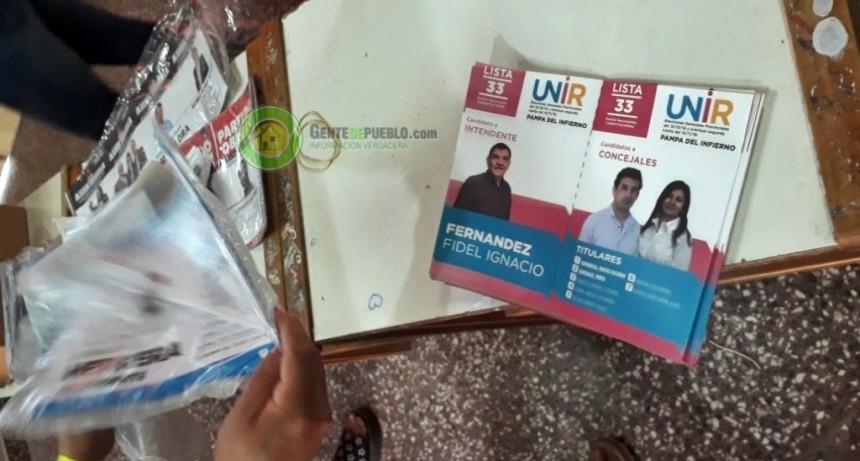 #ELECCIONES2019: ¿INTENTO DE FRAUDE CONTRA PAPP?