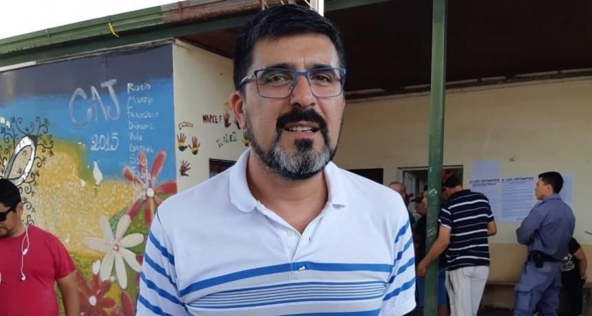EL DR HERRERA PUSO A DISPOSICIÓN DE TITI PAPP SUS PROYECTOS
