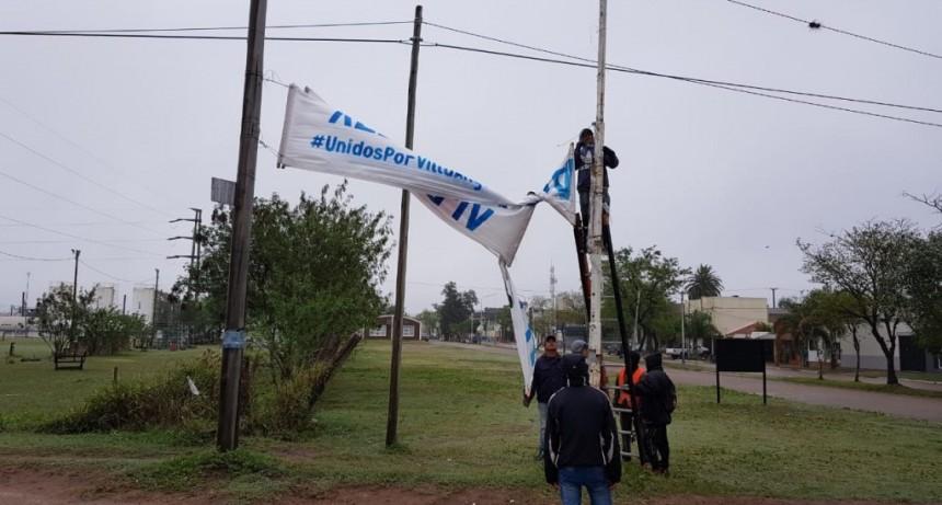 EL MUNICIPIO COMENZÓ A BAJAR LOS PASACALLES PROSELITISTAS