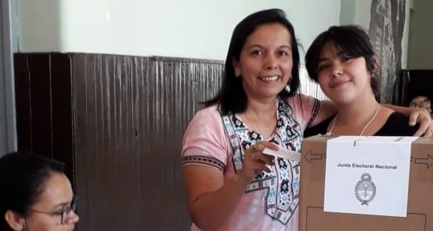 ENRIQUE URIEN LA VENTAJA DE LA FORMULA FERNANDEZ- FERNANDEZ FUE DEL 70%