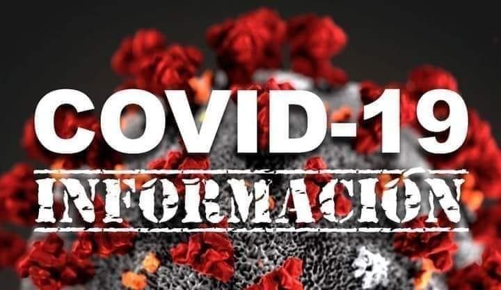 EN LAS ULTIMAS 24 HORAS SE DETECTAQRON 9 CASOS POSITIVOS DE COVID