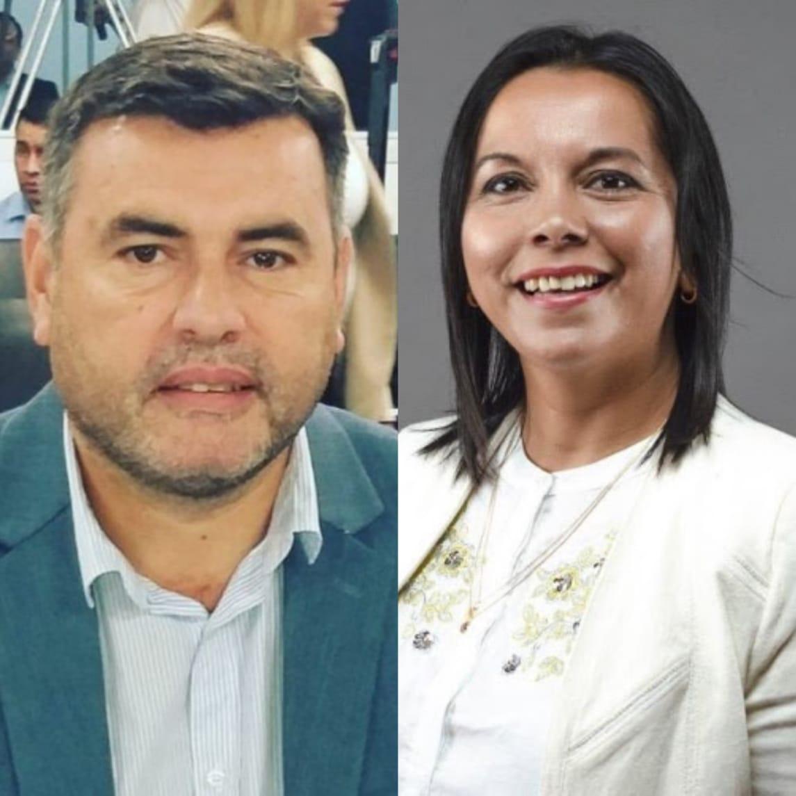 LILIANA PASCUA, DENUNCIÓ AL DIPUTADO ARADAS POR PONER EN RIESGO SU INTEGRIDAD FÍSICA