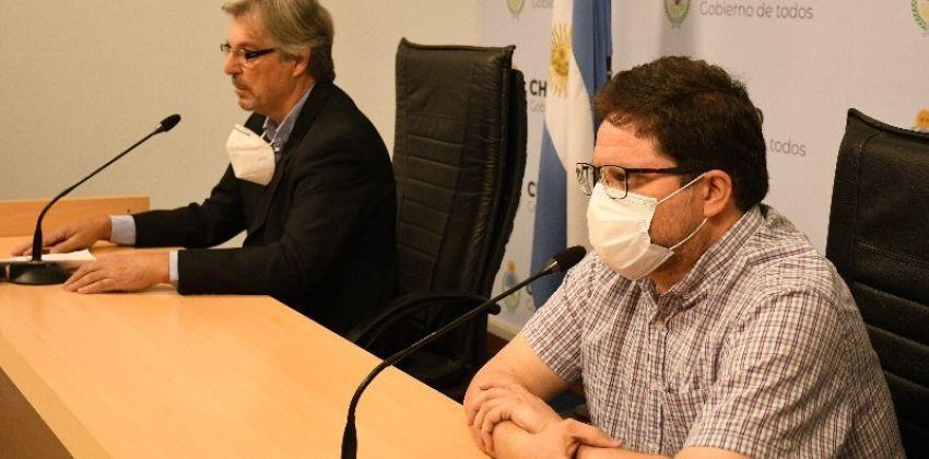 54 SON LOS CASOS POSITIVOS DE COVID EN VILLA ÁNGELA