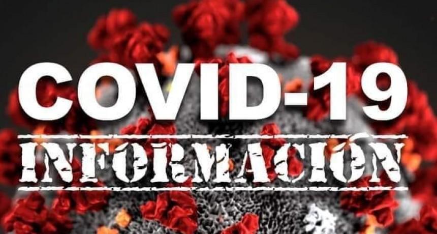 41 CASOS NUEVOS POSITIVOS DE COVID Y 354 PACIENTES RECUPERADOS