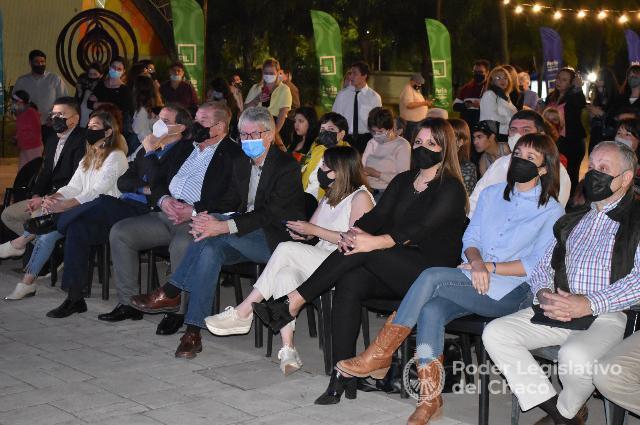 Acompañamiento legislativo en la Feria Iberoamericana del libro 2021