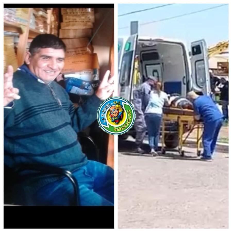 FALLECIÓ LUIS ALBERTO OJEDA, UNO DE LOS PARTICIPES DEL SINIESTRO DE PELLEGRINI Y URUGUAY