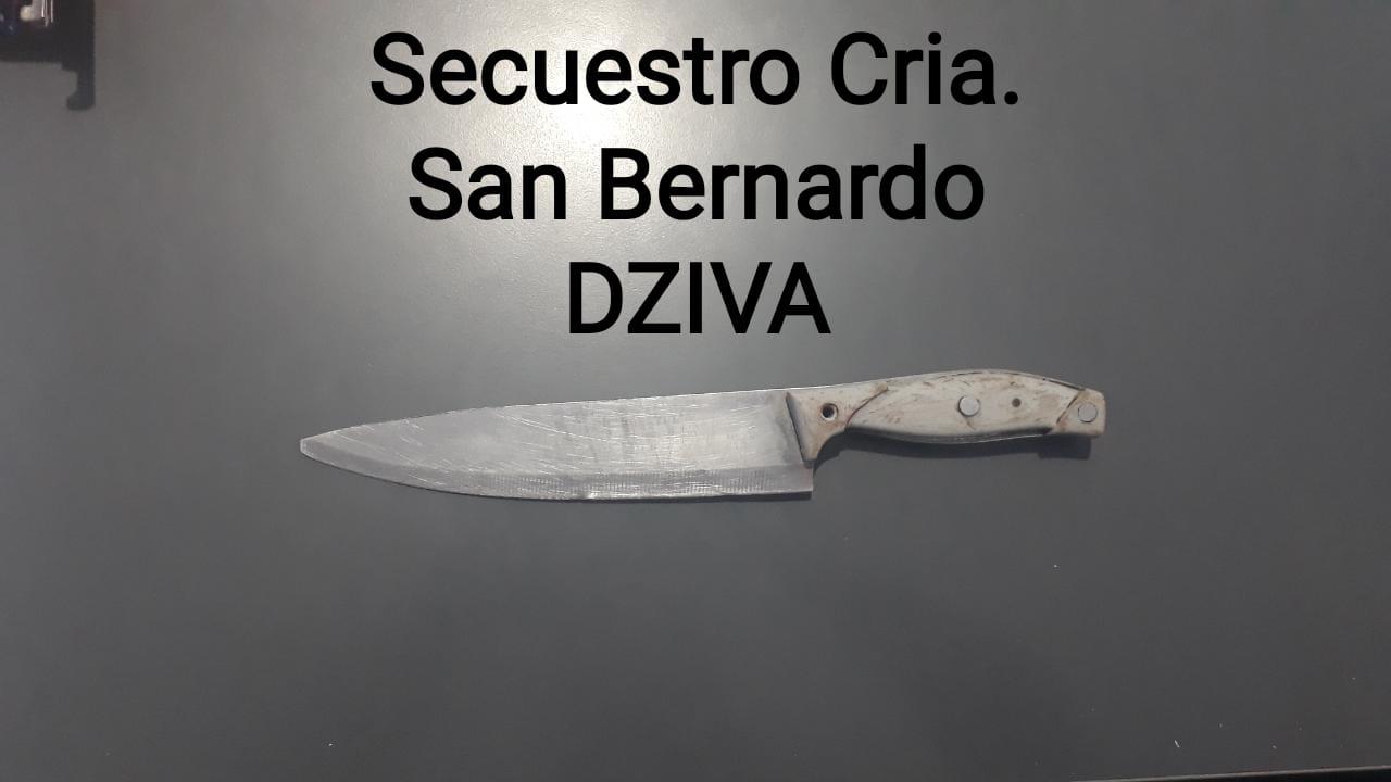PELEO CON SU SOBRINO Y TERMINO CON UNA HERIDA DE ARMA BLANCA