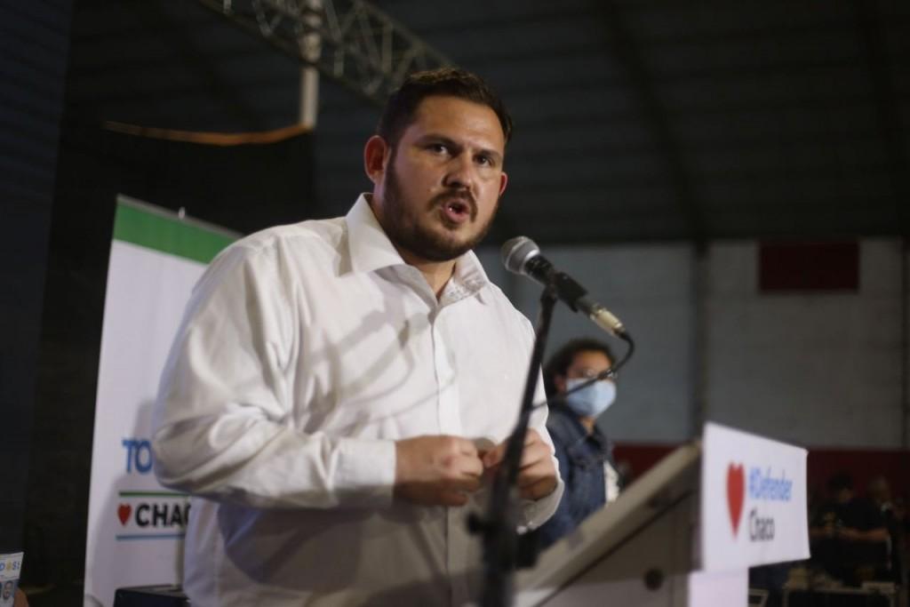 RODRIGO OCAMPO REPRESENTARÁ AL FRENTE DE TODOS EN EL DEBATE PRE-ELECTORAL ESTE MARTES 19