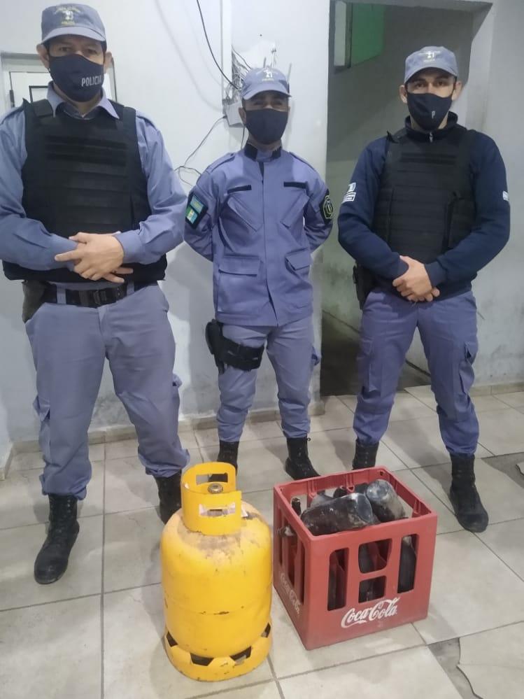 RÁPIDO ACCIONAR POLICIAL LOGRA ESCLARECER UN ROBO