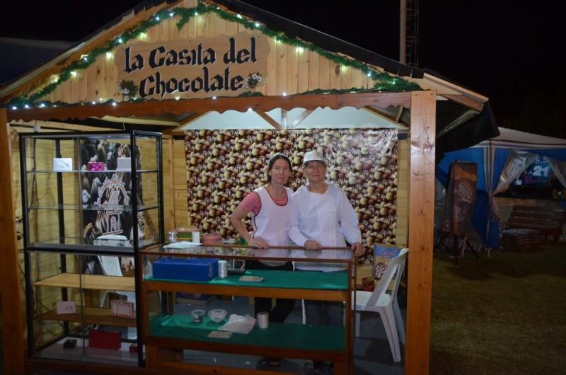 LA CASITA DEL CHOCOLATE VENDIO HASTA SU ÚLTIMA PRODUCCION