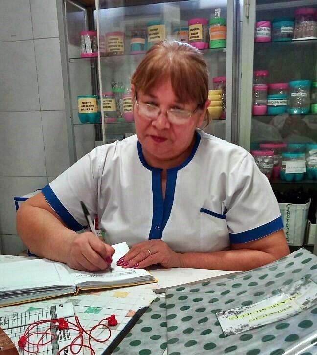 """ALICIA MONTENEGRO: """"HACE 30 AÑOS QUE SOY ENFERMERA EN EL HOSPITAL SALVADOR MAZZA"""""""