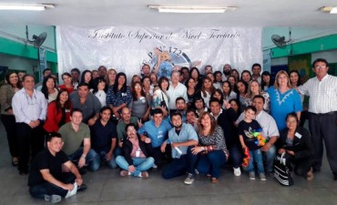 LA UEGP N°172 ANEXO VILLA ÁNGELA PARTICIPÓ DEL PRIMER CONGRESO DE PRÁCTICAS PROFESIONALIZANTES