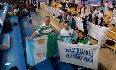 GRAN DESEMPEÑO DE LA ESCUELA MUNICIPAL DE KARATE EN EN CENARD BUENOS AIRES
