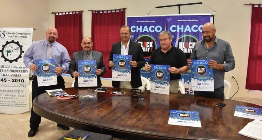 EL BLACK FRIDAY POR SÉPTIMA VEZ LLEGA A LOS COMERCIOS DE VILLA ÁNGELA