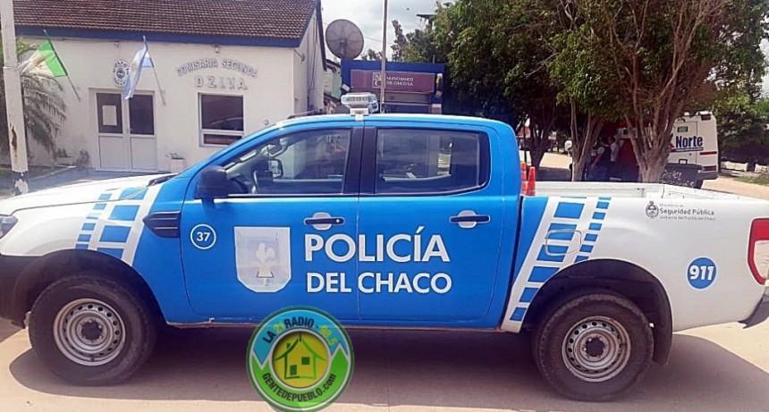 VILLA ÁNGELA: LANZARON LADRILLAZOS A UN MÓVIL POLICIAL CUANDO REALIZABA UN PROCEDIMIENTO