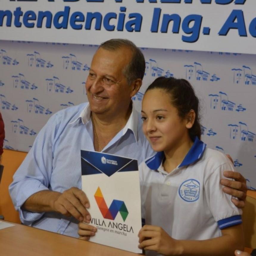 MARIA LAURA FERREYRA, DEPORTISTA VILLANGELENSE LOGRO EL PRIMER PUESTO EN LOS JUEGOS PANAMERICANOS EN BRASIL