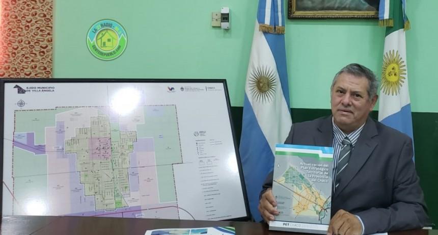 """RAUL FERNANDEZ: """"EL P.E.T LLEGÓ PARA DARLE MEJOR CALIDAD DE VIDA A LOS VILLANGENLES"""""""