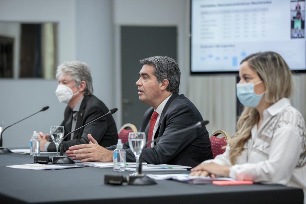 """CAPITANICH EXPUSO LOS EJES DEL PROYECTO DE PRESUPUESTO 2021: """"EL CRECIMIENTO SE DEBE CONSOLIDAR SOBRE LA EXPANSIÓN DE LA PRODUCCIÓN"""", ASEGURÓ"""