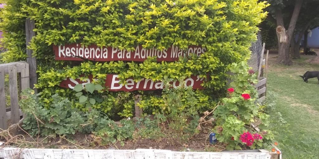 EL GOBIERNO PROVINCIAL APORTÓ A LA REMODELACIÓN DE LA RESIDENCIA DE ADULTOS MAYORES EN SAN BERNADO