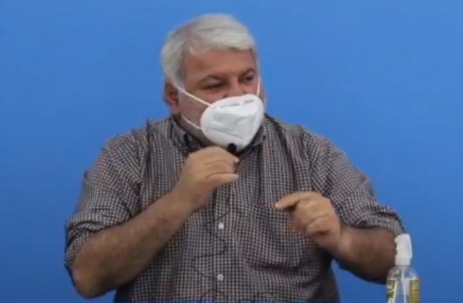 CASOS DE COVID-19 EN SAN BERNADO: EL INTENDENTE VA CONTRA UN GIMNASIO