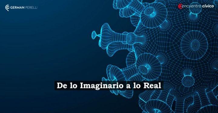 Por German Perelli: De Lo Imaginario A Lo Real