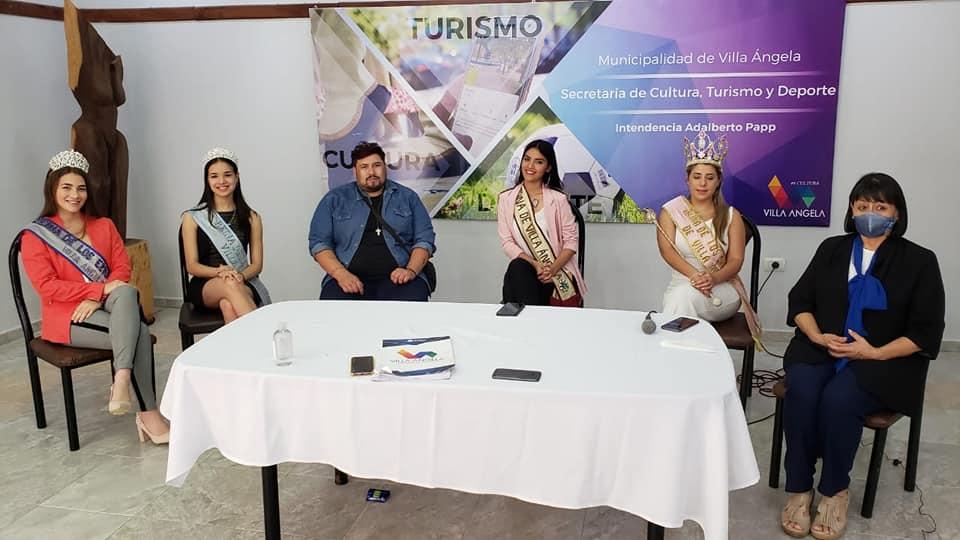 EL MUNICIPIO ORGANIZA AGENDA CULTURAL JUNTO A LAS REINAS DE LA CIUDAD