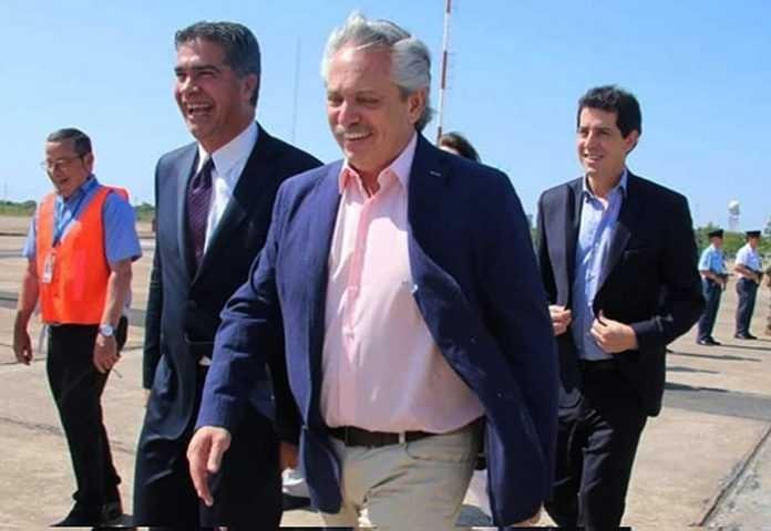 EL PRESIDENTE DE LA NACIÓN CANCELÓ SU VISITA AL CHACO