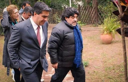 CHACO ADHIERE A LOS TRES DÍAS DE DUELO NACIONAL POR EL FALLECIMIENTO DE DIEGO MARADONA