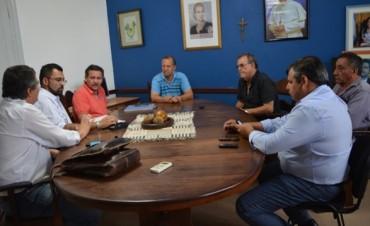 PAPP PLANIFICÓ ACCIONES EN VILLA ÁNGELA, JUNTO A VOCALES DE SAMEEP Y APA