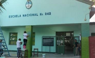 ENCUENTRO DE JUVENTUDES EN SAN BERNARDO