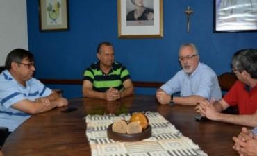 PAPP RECIBIO A EL ADMINISTRADOR DE LA ATP