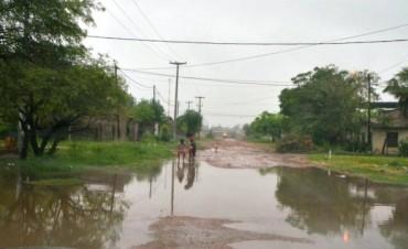 COMIENZO DE SEMANA CON LLUVIA EN TODO EL SUDOESTE PROVINCIAL