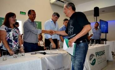 ASISTENCIA A PRODUCTORES ALGODONEROS Y GANADEROS
