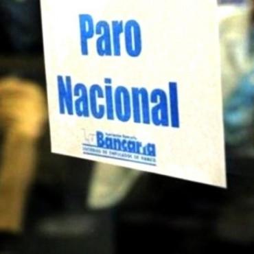 ESTE MARTES NO HABRÁ BANCOS EN VILLA ÁNGELA