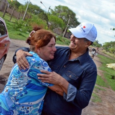 GUSTAVO  MARTÍNEZ HABLO SOBRE LA GESTIÓN DE PAPP Y DESTACO LA TRANSPARENCIA Y HONESTIDAD CON LA QUE SE MANEJAN