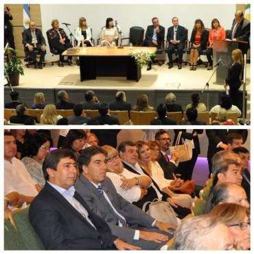 DIPUTADOS PRESENTES EN LA ASUNCIÓN DE ROLANDO TOLEDO COMO NUEVO PRESIDENTE DEL STJ
